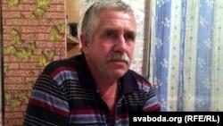 Аляксандар Русланаў, які жадае зьехаць зьБеларусі