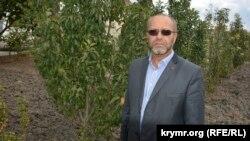 Координатор Крымской контактной группы по правам человека Абдурешит Джеппаров