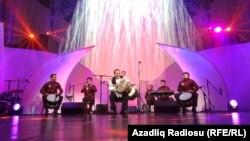 Azərbaycan Amerika Alyansının qala naharı zamanı