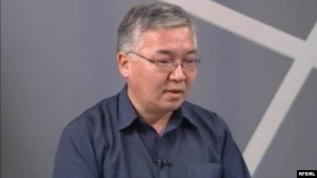 Қырғызстандық саясаттанушы Марс Сариев.