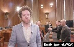 Крістіан Ласслет, професор криміналістики Ульстерського університету, Великобританія