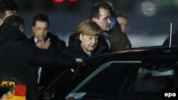 Канцлер Німеччини Ангела Меркель у Москві, 6 лютого 2015 року