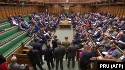 Архива: британскиот Парламент.