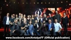 53-cü Antayla film festivalının qalibləri.