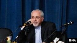 İranın xarici işlər naziri Mohammad Javad Zarif