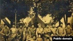 Донские казаки, 1916 год