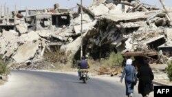 Околиці Хомса, фото архівне