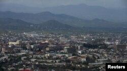 Azərbaycan, Dağlıq Qarabağ, Xankəndi şəhəri, 5 aprel 2016