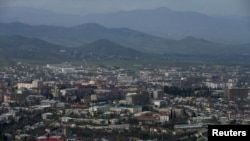 Stepanakert, glavni grad Nagorno-Karabaha