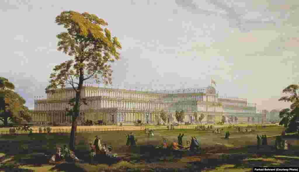 اولین اکسپو در سال ۱۸۵۱ در هاید پارک لندن برگزار شد. شش میلیون نفر از این نمایشگاه بازدید کردند که برابر یکسوم جمعیت انگلستان بود. ایران در این اکسپو به دستور امیرکبیر شرکت کرده بود .