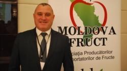 """Interviu cu Iurie Fala, directorul executiv al Asociației Producătorilor și Exportatorilor de Fructe """"Moldova Fruct"""""""