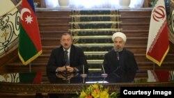 Իրանի և Ադրբեջանի նախագահների համատեղ ասուլիսը, արխիվ