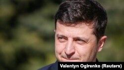 Избранный президент Украины Владимир Зеленский.