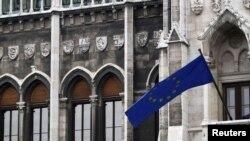 Clădirea parlamentului de la Budapesta