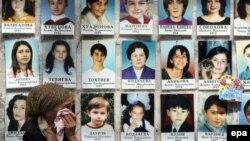 Beslan victims memorial