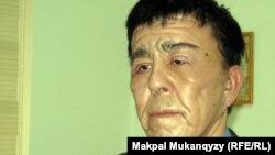 Атыраулық Нұржан Өркешбаев.