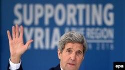 Američki državni tajnik John Kerry