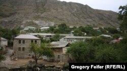 Pamje nga një fshat në Dagestan të Rusisë