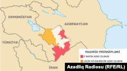 Azerbaijan -- Karabakh map (Madrid principles)