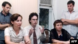 Нохчийчоь --Эстемирован Наташа (аьрро агIор), Соьлжа-ГIалахь, белхан накъосташца, 26Тов2007