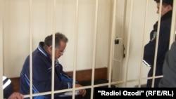 Абдумалік Абдуллоджонов узятий під екстрадиційний арешт, фото 15 березня 2013 року