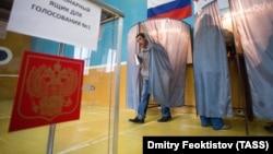 Выборы (архивное фото)