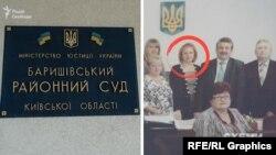 Баришівська суддя Олена Литвиненко, яка винесла ухвалу про призупинення дії ліцензії авіаперевізника SkyUp, подала заяву про відставку