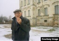 Александр Пятигорский в Латвии, 2000. Фото Людмилы Пятигорской