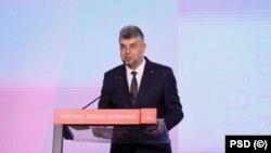 România - Președintele PSD, Marcel Ciolacu
