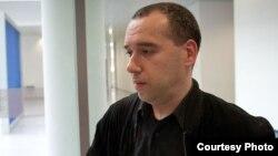 Сергей Максимов, обвиняемый в краже данных из электронной почты и Twitter'a оппозиционера Алексея Навального.