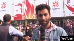 Jurnalist Amir Asgharnejad