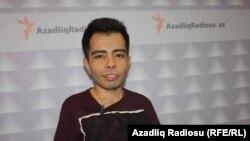 Azerbaijani activist Said Nuri