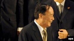 Кинескиот вицепремиер Ванг Кишан.