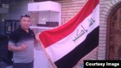 Болат Ниязымбетов, тренер сборной Ирака по боксу. Фото из личного архива Болата Ниязымбетова.