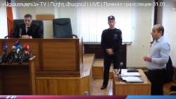 Քոչարյանի պաշտպանական թիմն ինքնաբացարկի միջնորդություն է ներկայացրել դատավոր Դանիելյանին