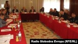 Sjednica Odbora za pitanja ustavno-pravnog položaja AP Vojvodine, Novi Sad, 13. maj 2013.