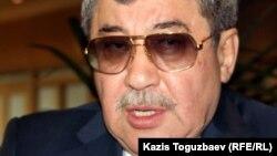 Қазақстан патриоттар партиясының төрағасы Ғани Қасымов.