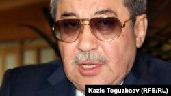 Председатель Партии патриотов Гани Касымов.
