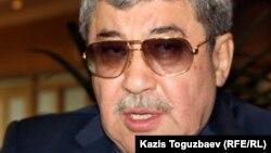 Политик Гани Касымов.