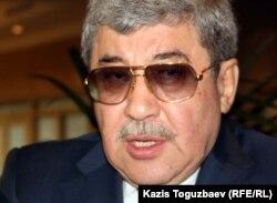 Кәсіпкерлердің ұлттық палатасының сенаттағы өкілі Ғани Қасымов.
