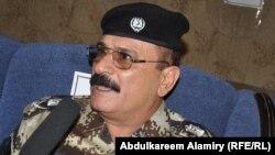 قائد شرطة البصرة اللواء فيصل العبادي
