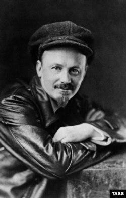 Nikolay Buxarin