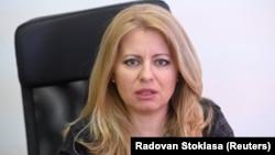 Zuzana Caputova, candidata partidului Slovacia Prosperă