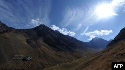 Тянь-Шань. Кыргызстан