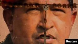 Венесуэлалыктар бир канча ирет Чавестин саламаттыгы үчүн диний жөрөлгөлөрдү өткөрүштү