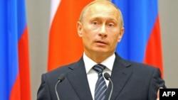 Russian Prime Minister Vladimir Putin -- political judo master?