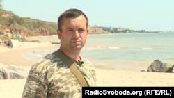 Микола Патика, начальник групи військово-цивільного співробітництва