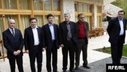 Lideri vodećih političkih partija iz BiH su u Mostaru 28. oktobra 2007 godine potpisali Deklaraciju o reformi policije.