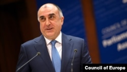 Министр иностранных дел АзербайджанаЭльмар Мамедъяров(архив)