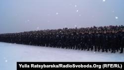 Дніпропетровські патрульні склали присягу